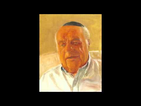 Portraying Moshe Baran