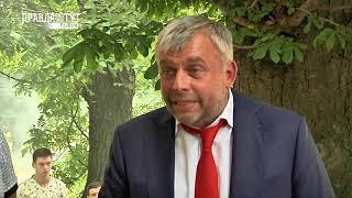 Григорій Козловський про обшуки на тютюновій фабриці