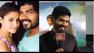 Vignesh Shivan : I Thank Nayanthara for accepting my request | Naanum Rowdydhaan Interview