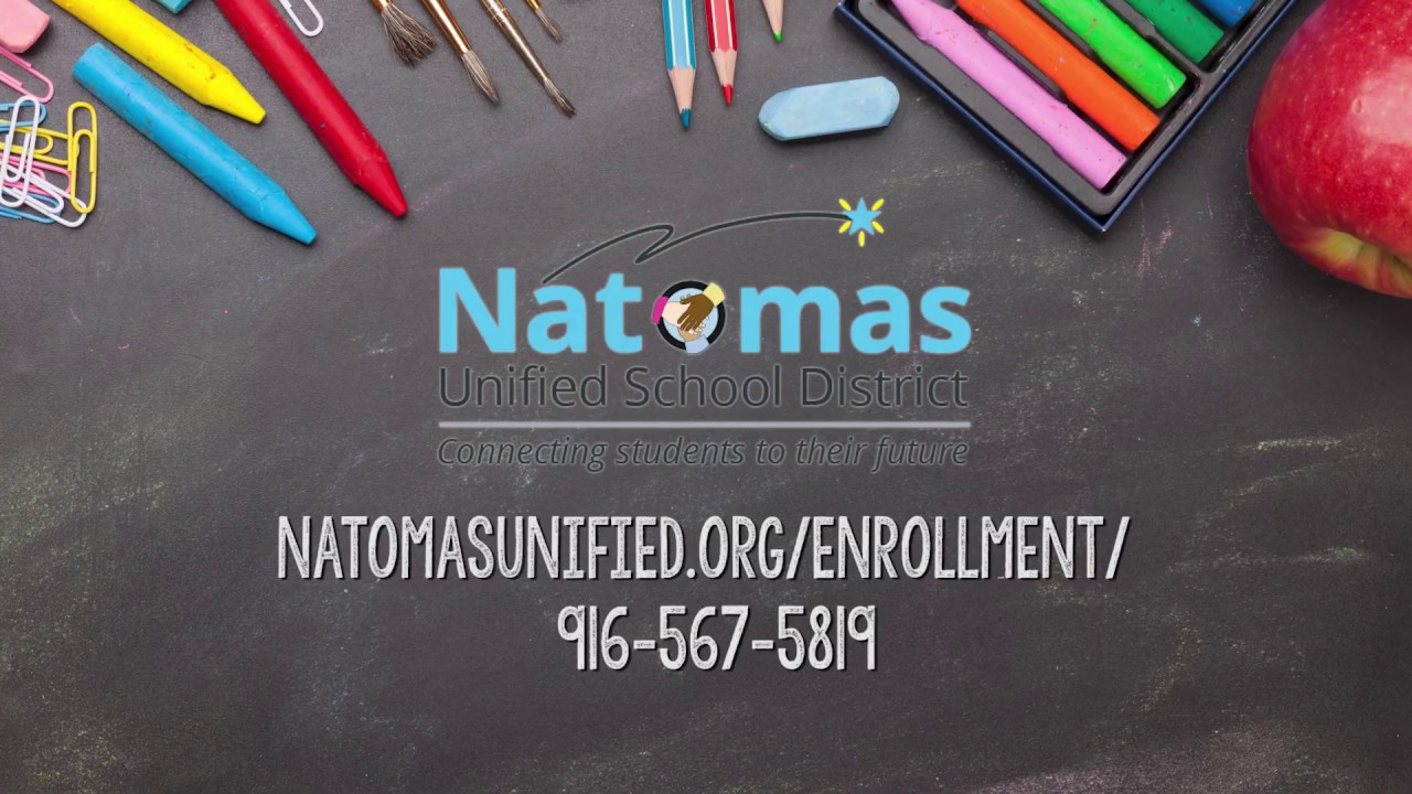 Natomas USD: Kindergarten Registration 2020
