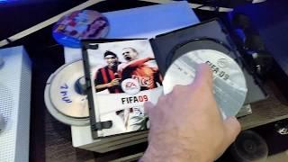 Что будет, если диск DVD от ПК с игрой 2008 года и mp3 засунуть в PS4 slim