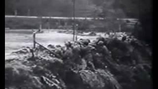 Close combat 4 - battle of the Bulge films (cutscene only)