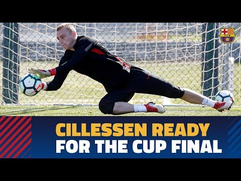 TOP SAVES | Cillessen shines ahead of Barça-Sevilla