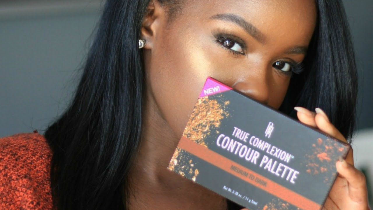 Budget Friendly Contour Kit For Dark Skin Black Radiance True