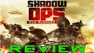Cheap PC Games: Shadow Ops - Red Mercury Review