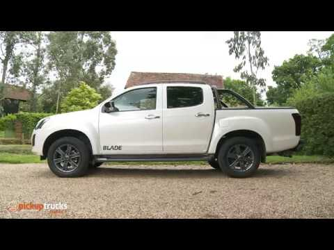 Isuzu D Max 2019 Review Vanarama Youtube