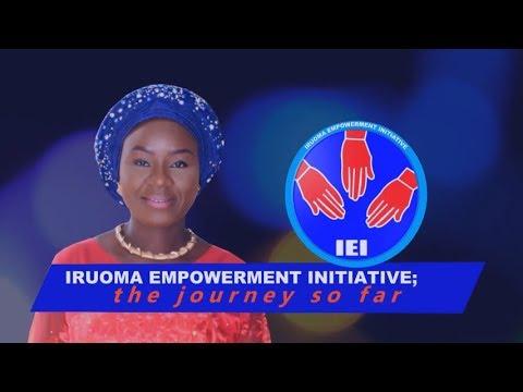 IRUOMA EMPOWERMENT INITIATIVE; the journey so far.