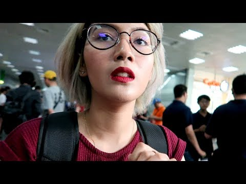 NAKULONG SA TAIWAN!! - First Time to Travel Abroad