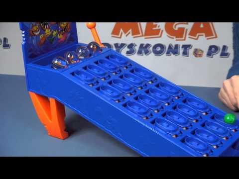Piranha Panic / SOS Piranie atakują - Mattel - www.MegaDyskont.pl - sklep z zabawkami