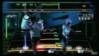 AC/DC Live: Rock Band Track Pack Xbox 360 Gameplay -