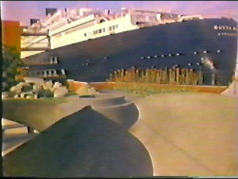 Queen Mary 1980s Tourist Video