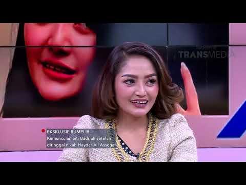 RUMPI - Siti Badriah Ditinggal Nikah Sama Mantan (31/10/17) Part 3