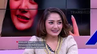 Download lagu RUMPI - Siti Badriah Ditinggal Nikah Sama Mantan (31/10/17) Part 3