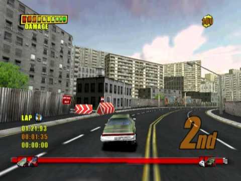 Urban Extreme (PS2 Gameplay)