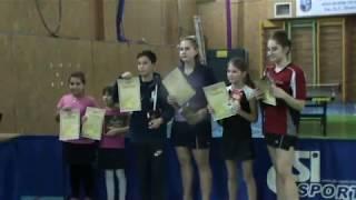 настольный теннис Одесса, Evolution Kids 24/11/2018 Награждение