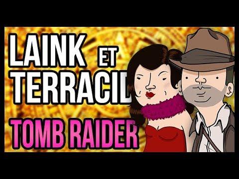 LARA TU VEUX PAS PRENDRE UN VERRE ? (Shadow of the Tomb Raider)