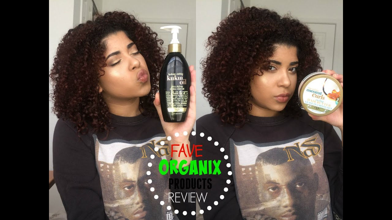 Ogx Hair Products Review Beautywithdan Youtube