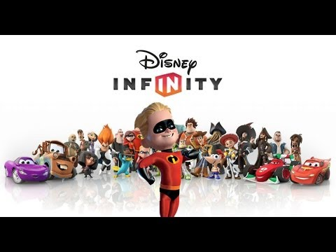 Disney Infinity - DASH Gameplay And Adventure (HD)