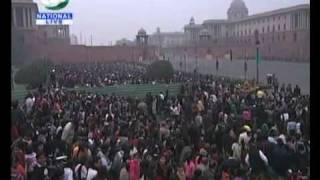 14. (Beating The Retreat) Exit, Quick March, Sare Jahan Se Achha, Composed by Prof A Lobo.(Rajjj)