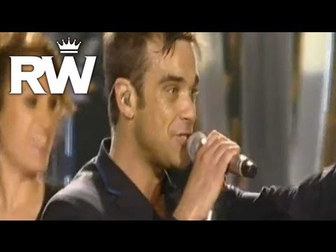 Robbie Williams  Close Encounters  'Lovelight'