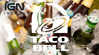 Chicago Taco Bell is First in the US to Serve Alcohol - IGN News