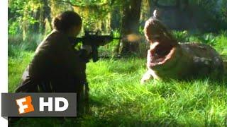 Annihilation (2018) - Albino Alligator Attack Scene (1/10) | Movieclips