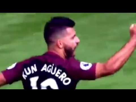 Sergio Aguero Top 10 Goals 2016/17