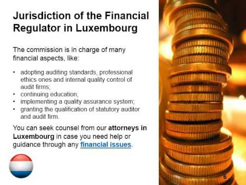 Luxembourg Financial Regulator