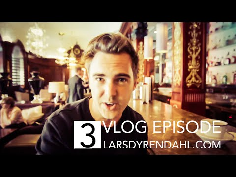 VLOG3 - Rain and Luxury in Stockholm