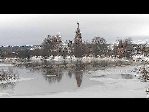 В Костромской области началась вторая волна паводка