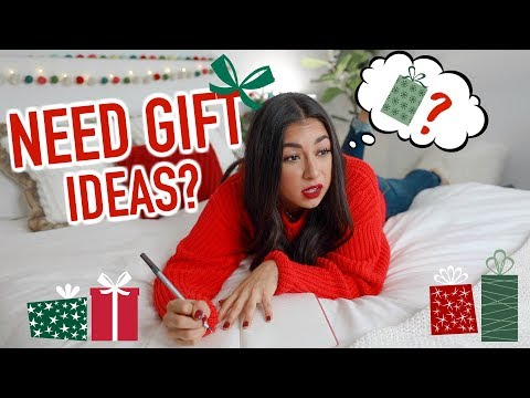 Christmas Gift Ideas 2018! Affordable & Easy! | Jeanine Amapola