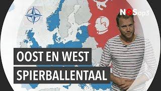 Waarom laten de NAVO en Rusland hun spierballen zien?  | NOS op 3