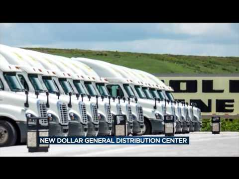 New Dollar General Distribution Center Coming To Janesville