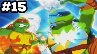 TMNT 3: Mutant Nightmare   100% Walkthrough   Ultimate Turtles! (Part 15)