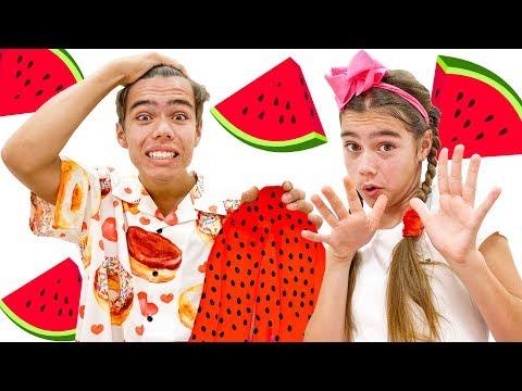 Настя и Артем - самые популярные серии от канала Настя Артем Мия