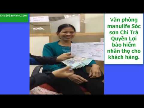 Manulife Chi Trả Quyền Lợi Bảo Hiểm Nhân Thọ Cho 3 Khách Hàng Tại Văn Phòng Manulife Sóc Sơn