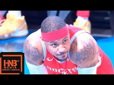 Houston Rockets vs Oklahoma City Thunder 1st Half Highlights | 11.08.2018, NBA Season