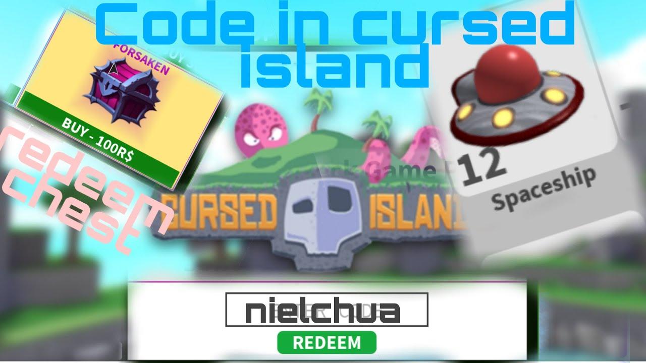 Code In Cursed Island 2020 Ufo Youtube