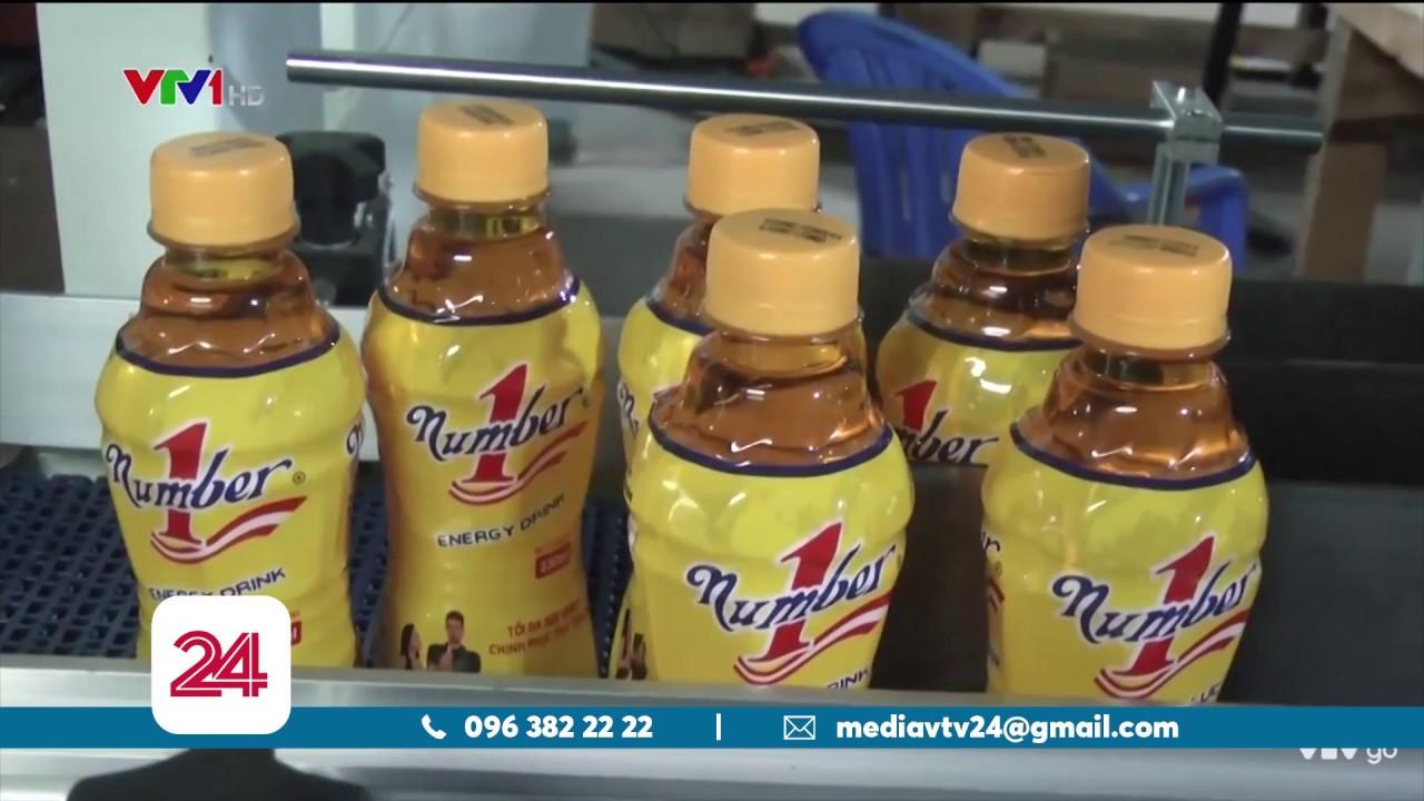Cận cảnh công nghệ sản xuất nước ngọt Number One giả| VTV24