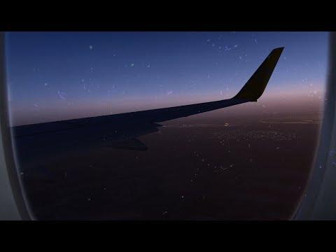 Xplane 11 - Primera air PRW790 | Stunning sunset landing Malmö Airport