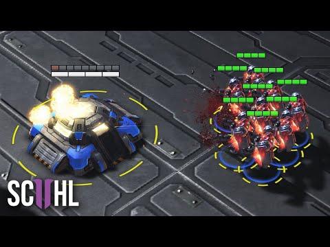 A Genius Game of Starcraft 2: Dream vs. Bunny