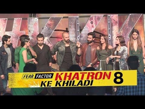 Khatron Ke Khiladi 8 - Full Launch | Rohit Shetty | Geeta Phogat | Ravi Dubey | Manveer Gurjar