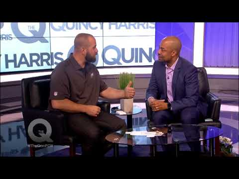 Former Eagle Jon Dorenbos talks about Jeffrey Lurie telling him he will get a Super Bowl Ring