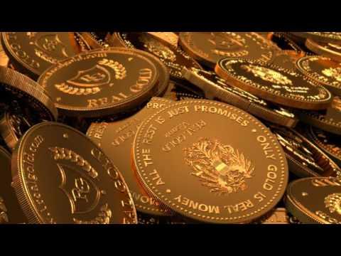 Золотые слитки - гарантия защиты! - YouTube