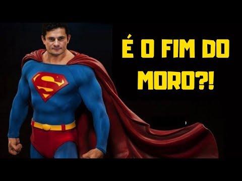 ESTE É O FIM DO SÉRGIO MORO?!