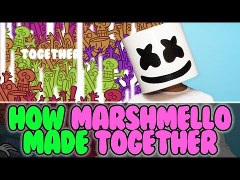 """How MARSHMELLO Made """"TOGETHER"""""""