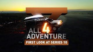 All 4 Adventure: A Decade of Dirt