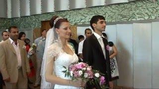 Армяно-русская свадьба в Обнинске