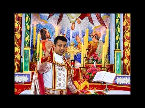 MALANKARA CATHOLIC HOLY MASS BY Fr.JOSEPH ERUTHIVILAYIL ( AJO JOSE )