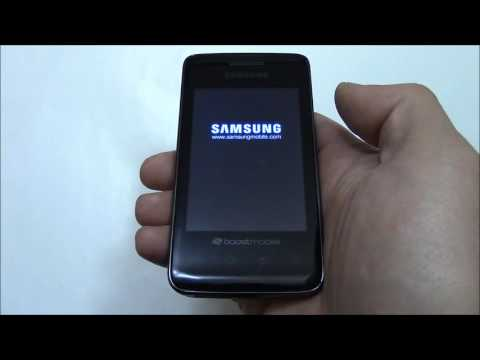 How To Restore A Samsung Galaxy Prevail SPH-M820 Smartphone To Factory Settings